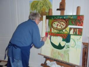 Ali Kolman in Hoorn, 2007