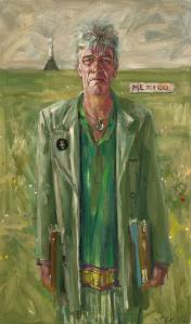 Hans Plomp - portret van Van der Vegt