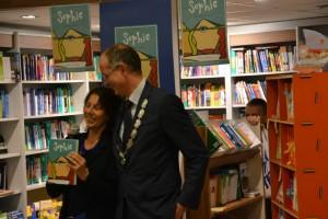 burgemeester en auteur van Hoorn
