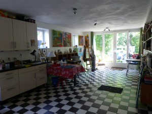 mijn eigen krijtverf atelier