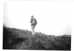 Jan Vellinga, mijn vader, 1969 op schoolreis met zijn klas op Texel