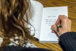 signeren bij het Colofon, Arnhem