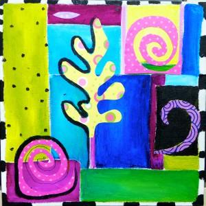 naar Matisse - Anne Vellinga
