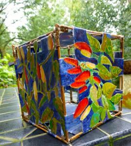 Ali Kolman - kubus met pepertjes