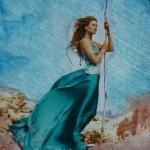 Het Fichtelgebergte – vrouw van de berg