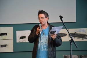 Derrel Niemeijer als podiumkunstenaar