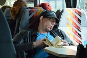 en soms is ook hij even moe, Derrel Niemeijer