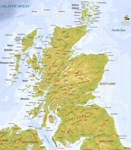 scotland-map-klein