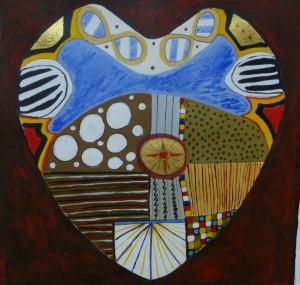 mijn hart Ali Kolman